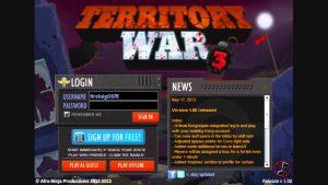 Play Territory War 3 - strategic war game