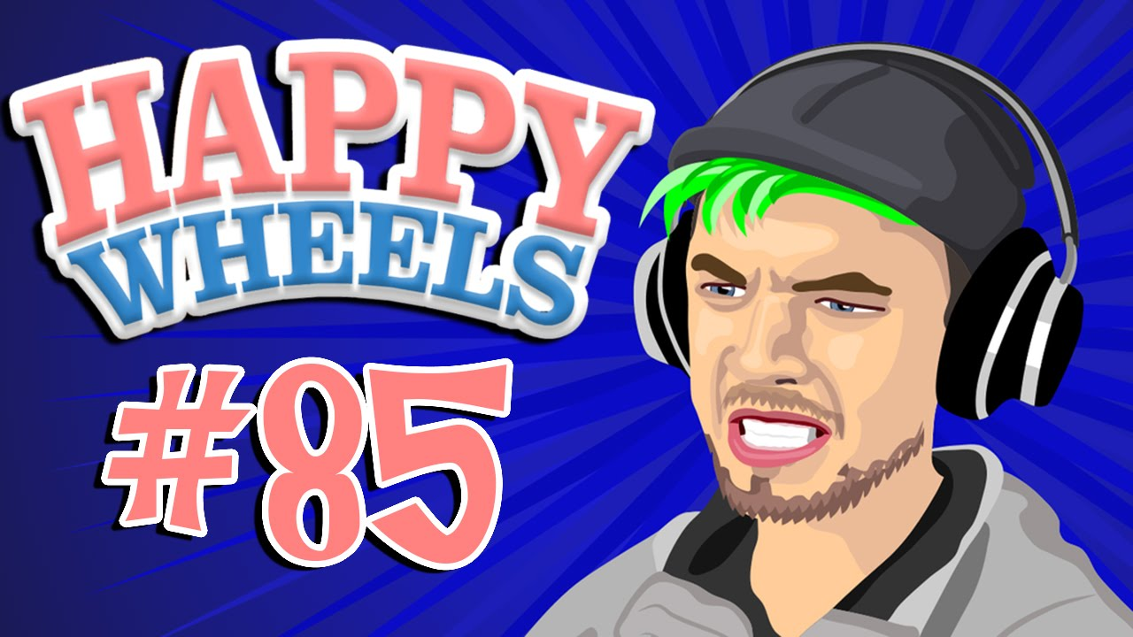 Happy Wheels Game - Play Online Now